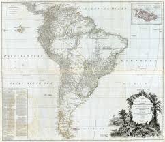 Patagonia South America Map The British Empire And South America Maps