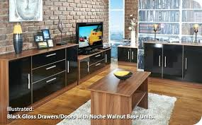Black High Gloss Living Room Furniture Black High Gloss Living Room Furniture High Gloss Black Sideboard