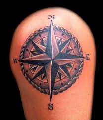 beautiful compass designs and meanings