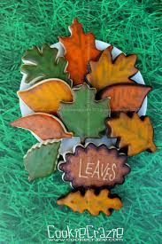 62 best fall cookies images on pinterest fall cookies