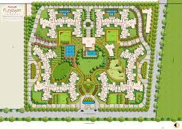housing site plan house plan