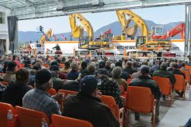 ritchie bros heavy equipment auction brisbane machines4u magazine