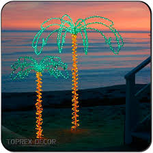 Lights For Backyard by H 3m Decor Home Led Light Coconut Palm Tree Light For