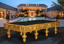 high end pool tables massive luxury pool table from cavicchi