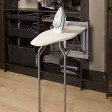Ironing Board Storage Cabinet Closet Organizer Ironing Board Lj Laundry U0026 Mud Room Pinterest
