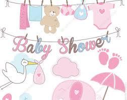 pink baby shower baby shower stork etsy