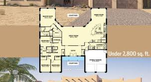 Adobe Style Home Plans 34 South West Home Plans With Courtyard Adobe Home Plans With