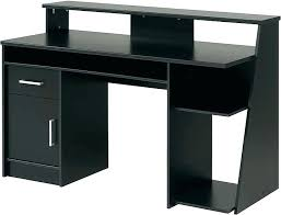 Small Black Corner Computer Desk Black Corner Desk Corner Computer Desk With Hutch Black Black