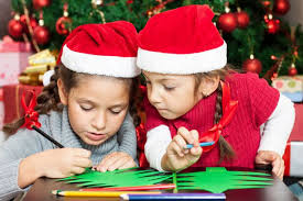 design a charity christmas card for our nspcc and childline appeal