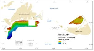 Nantucket Map High Resolution Geophysical Data From The Inner Continental Shelf