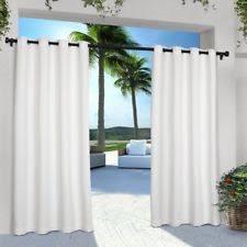 Outdoor Cabana Curtains Outdoor Curtains Ebay
