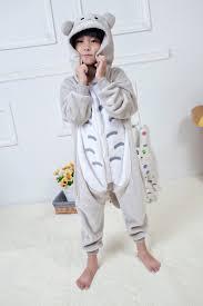 Totoro Halloween Costume Cheap Totoro Cosplay Hoodie Aliexpress Alibaba Group