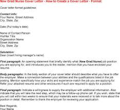 consulting cover letters cover letter for new graduate nursing
