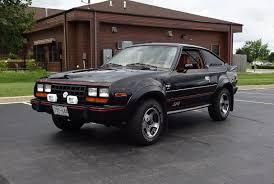 jeep eagle premier 1983 amc eagle sport sx 4 4x4 car in black paint u0026 engine start on