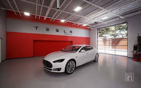 tesla dealership tesla store in unreal engine 4 youtube