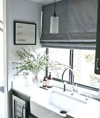 modern kitchen curtain ideas breathtaking kitchen curtain ideas small gray kitchen curtains