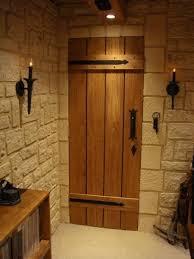 style your door trompe l u0027oeil medieval door by couture deco