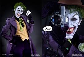 Heath Ledger Joker Halloween Costume Halloween Rick Baker Shows U0027s Legend Wrestling