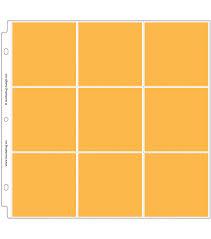 scrapbook page protectors doodlebug page protectors 12 x12 4 x4 pocket squares joann
