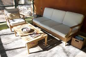 Outdoor Furniture Foam by Healthy Cushions Magnolia Lane