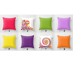 colorful sofa pillows colorful throw pillows solid pillow covers pink pillow