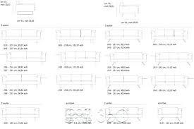 Sectional Sofas Dimensions Standard Sofa Dimensions Cross Jerseys