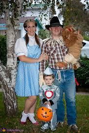 Dorothy Toto Halloween Costume Wizard Oz Family Costume Family Halloween Halloween