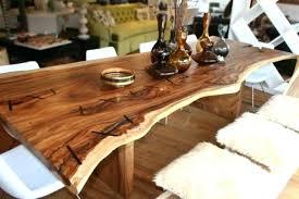 table cuisine bois brut table cuisine bois brut table en bois massif cuisine detroit