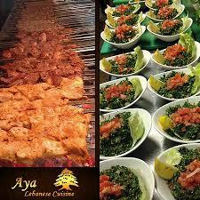 aya cuisine aya lebanese cuisine restaurant reviews phone number