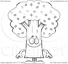 happy tree friends coloring pages trees without leaves coloring