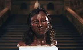 hair cut for greywirey hair first modern britons had dark to black skin page 3 news