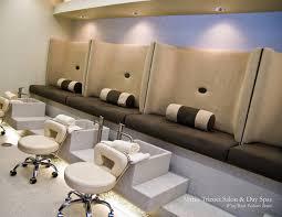 nail studio interior design