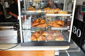 Muffin Display Cabinet Italian Breakfast And Why A Cornetto Isn U0027t A Croissant Bread