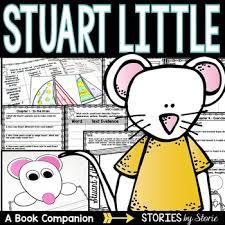 stuart book questions vocabulary u0026 mouse craft mouse
