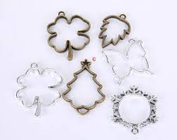 hollow charms etsy