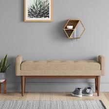 verken mid century modern settee bench project 62 target