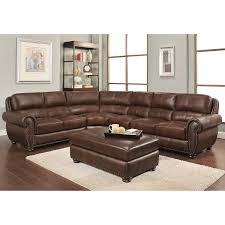 Leather Furniture 2 Piece Leather Sofas U0026 Sectionals Costco