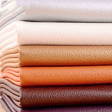 Sofa Leather Fabric Pu Leather Faux Leather Fabric For Sewing Pu Artificial