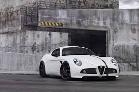 alfa romeo 8c alfa romeo 8c competizione gets wheels and more