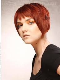 what is a convex hair cut convex layered bob auburn choppy cut a little longer version maybe