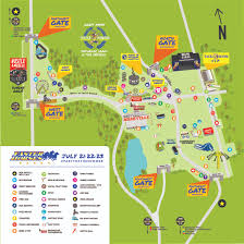 Road Map Of Michigan Faster Horses Adds Emphasis To U0027made In Michigan U0027 Vendor Area In