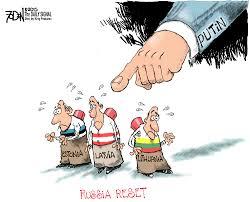 Iron Curtain Political Cartoons Cartoon Putin U0027s Latest Action