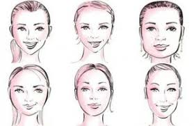 hair styles for head shapes choosing a wedding day hairstyle with your face shape in mind