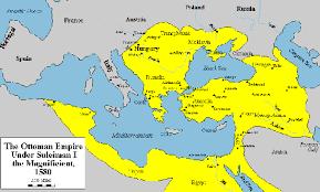 Ottoman Empir The Ottoman Empire 1580