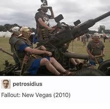 Fallout New Vegas Memes - petrosidius fallout new vegas 2010 las vegas meme on