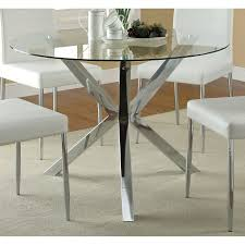 Glass Kitchen Tables by Wayfair Kitchen Table Designing Gallery A1houston Com