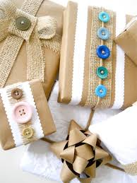 recycled gift wrap ideas a homemade living