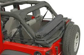 jeep wrangler 4 door top window roll