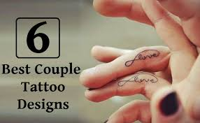images of couple tattoo design by sc
