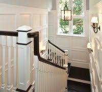 staircase wall color ideas staircase traditional with dark stained